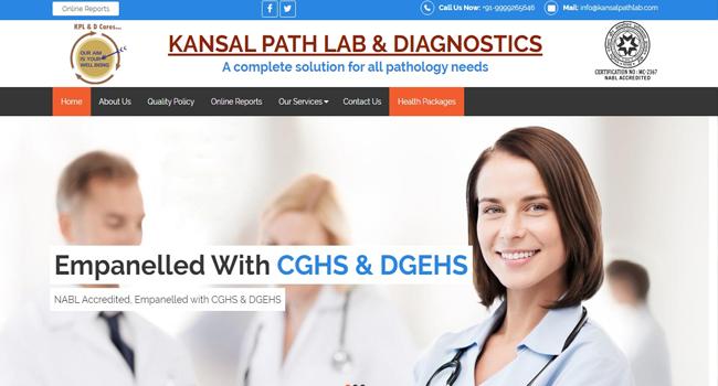 Kansal Path Lab