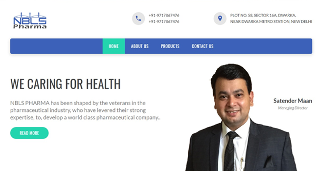 NBLS Pharma